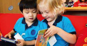 bilingual kindergarten Hong Kong