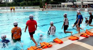 swimming lessons in Toa Payoh